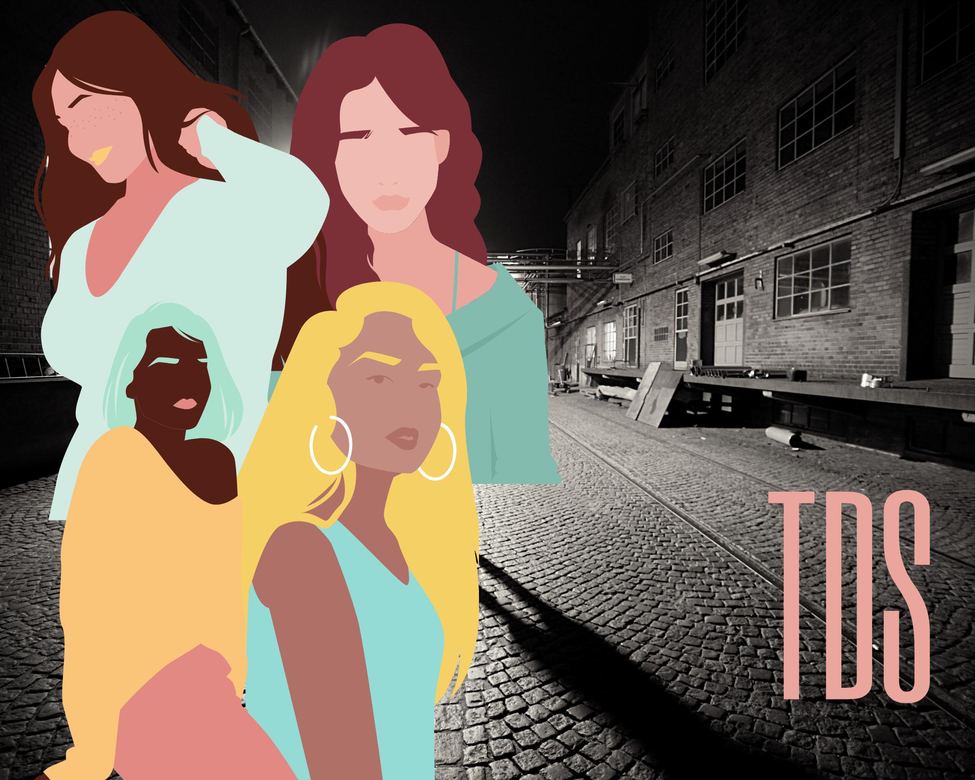 TDS, illustration par Mathilde T.