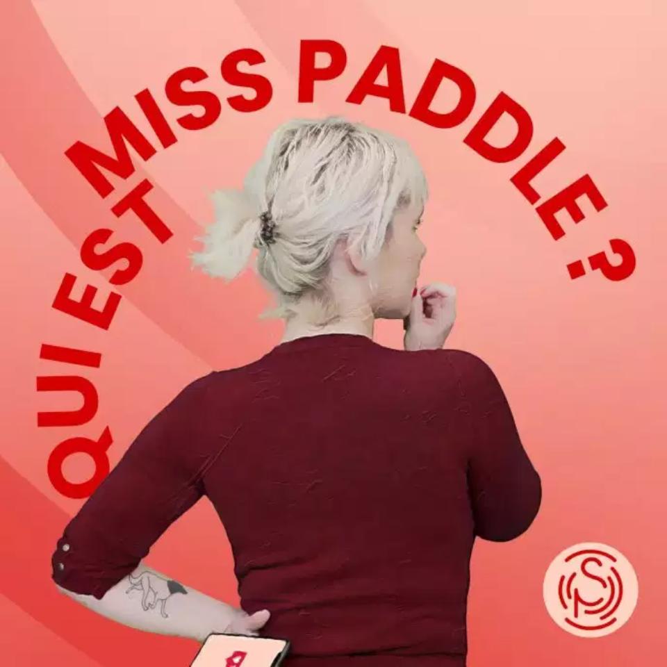 Podcast : qui est Miss Paddle ?