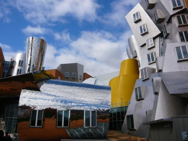 Ray and Maria Stata Center - Photo : Mathilde Guillemain