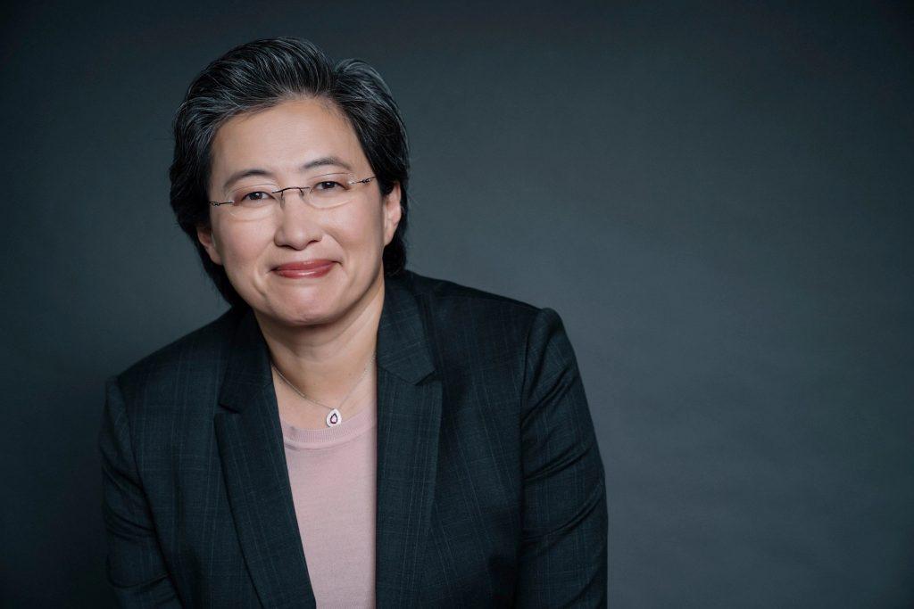 Lisa Su, PDG de AMD
