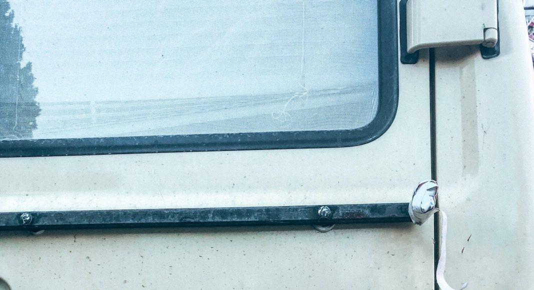 Sticker sur camion