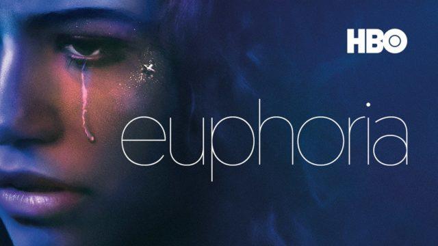 affiche série Euphoria