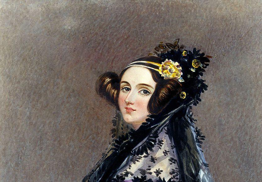 Ada Lovelace, portrait