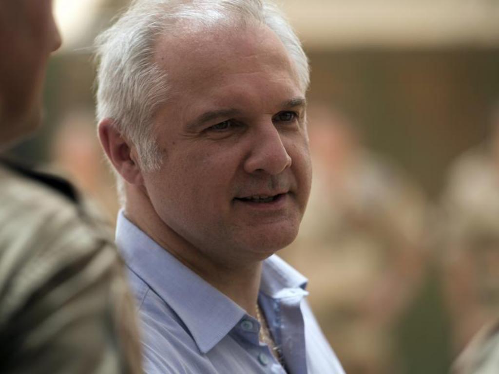 Gilles Huberson, l'ambassadeur de France en Côte d'Ivoire