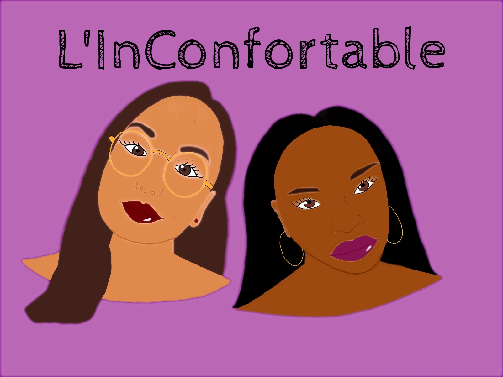 L'InConfortable, logo