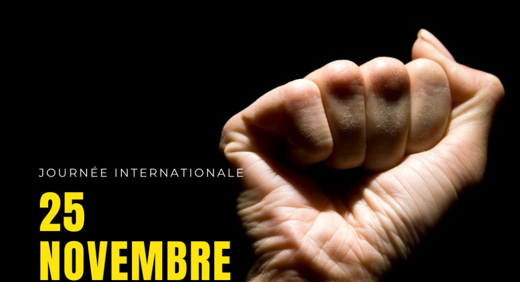 25 novembre : journée internationale de lutte contre les violences faites aux femmes
