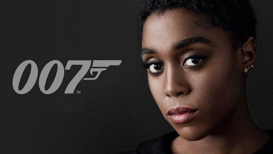 Lashana Lynch nouvelle agente 007
