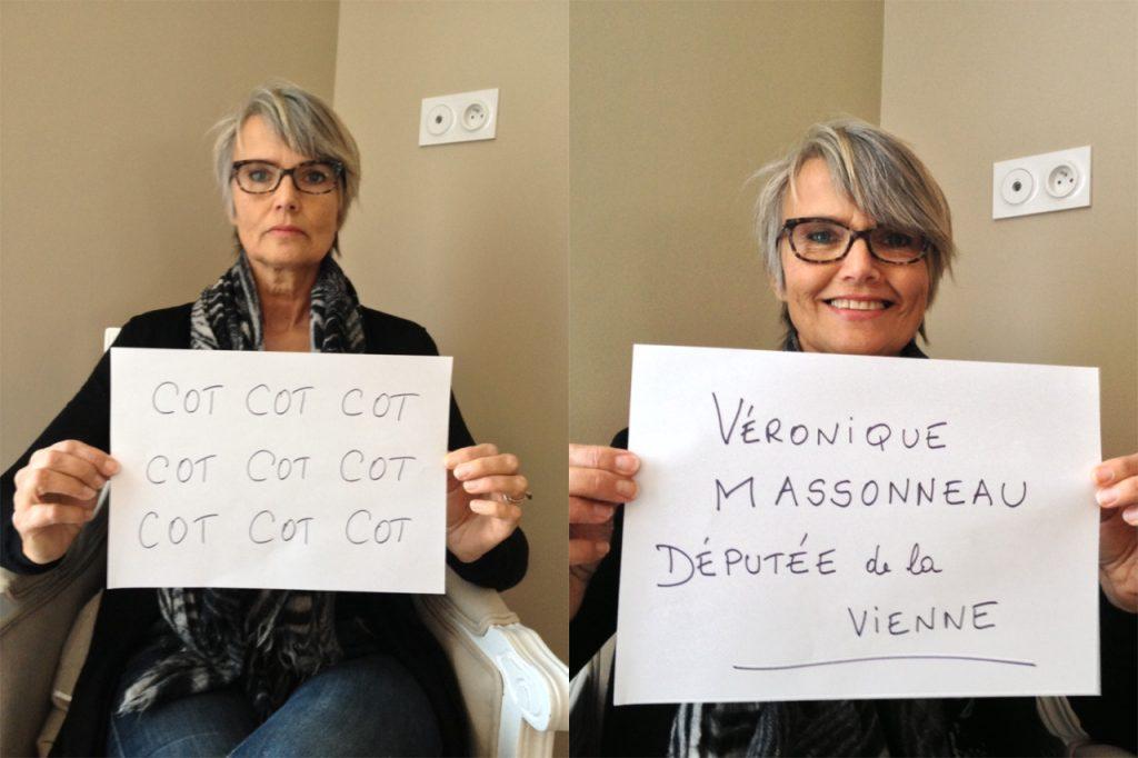Véronique Massoneau témoigne du sexisme en politique