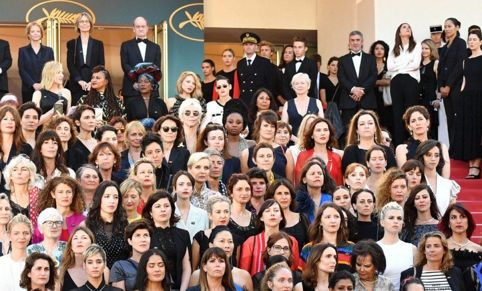 82 femmes du cinéma protestent contre les inégalités