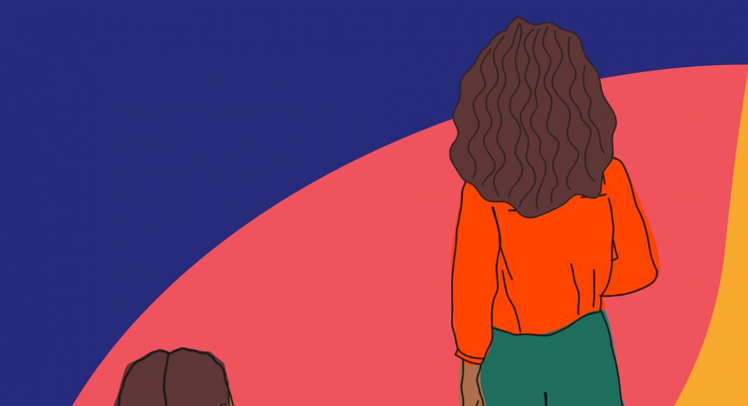 De fille à femme, illustration