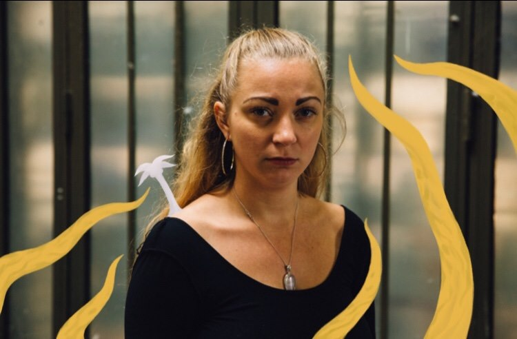 Camille Seine, metteuse en scène de Un désert
