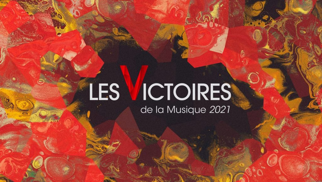 Habillage des Victoires de la Musique 2021