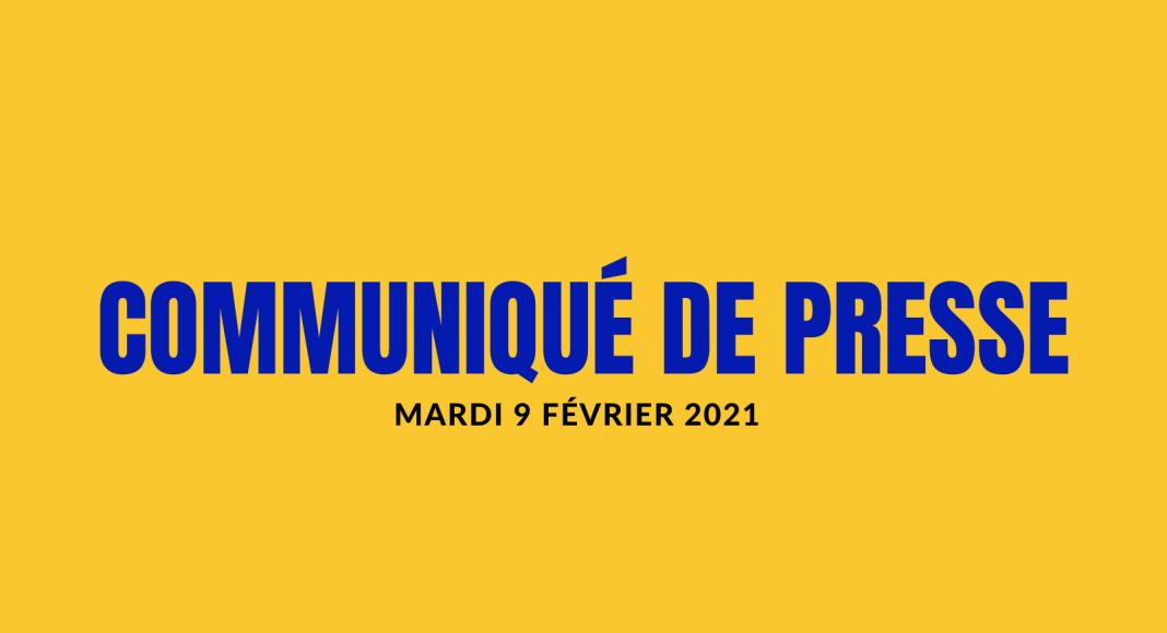 Image de l'aperçu du communiqué Meufer du 9 février 2021