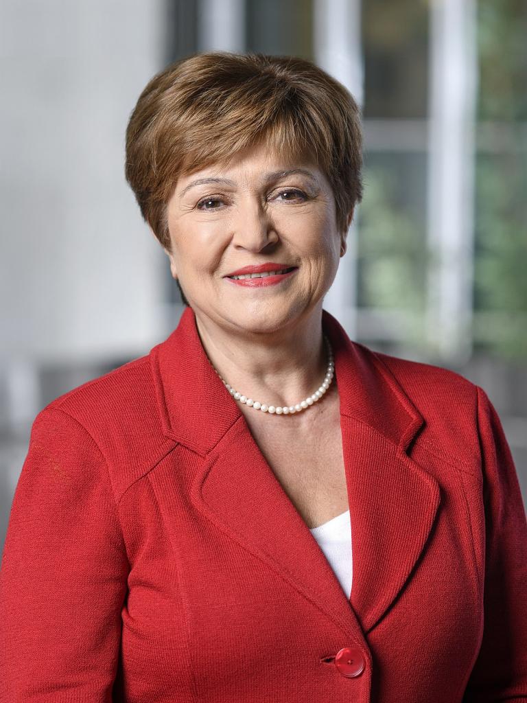 Kristalina Gueorguieva