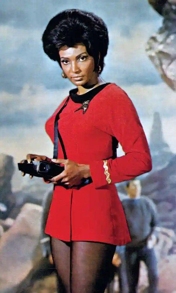 Nichelle Nichols dans Star Trek