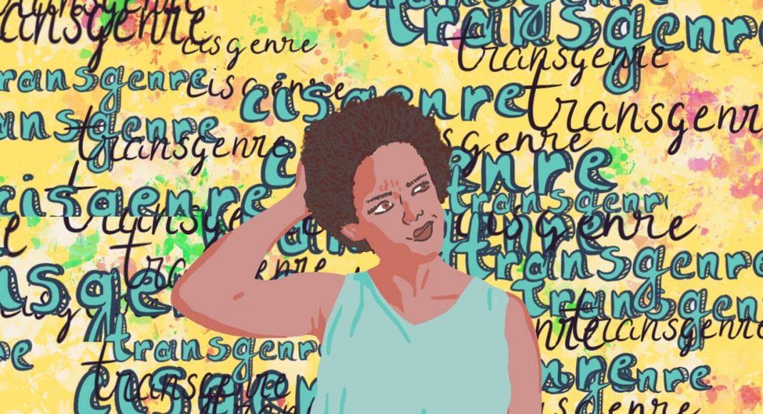 personne cherchant la définition des termes transgenre et cisgenre