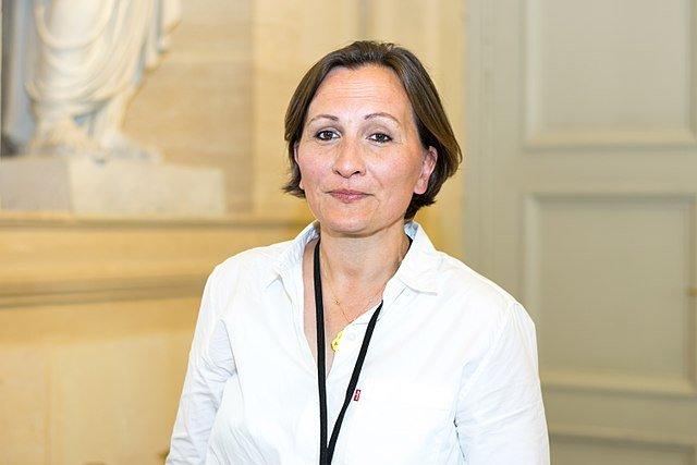 Laurence Vanceunebrock, députée LREM de l'Allier