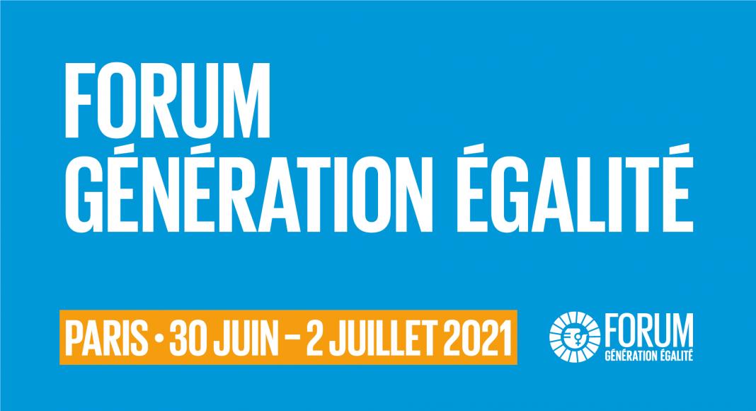 Affiche 5ème forum Génération Egalité