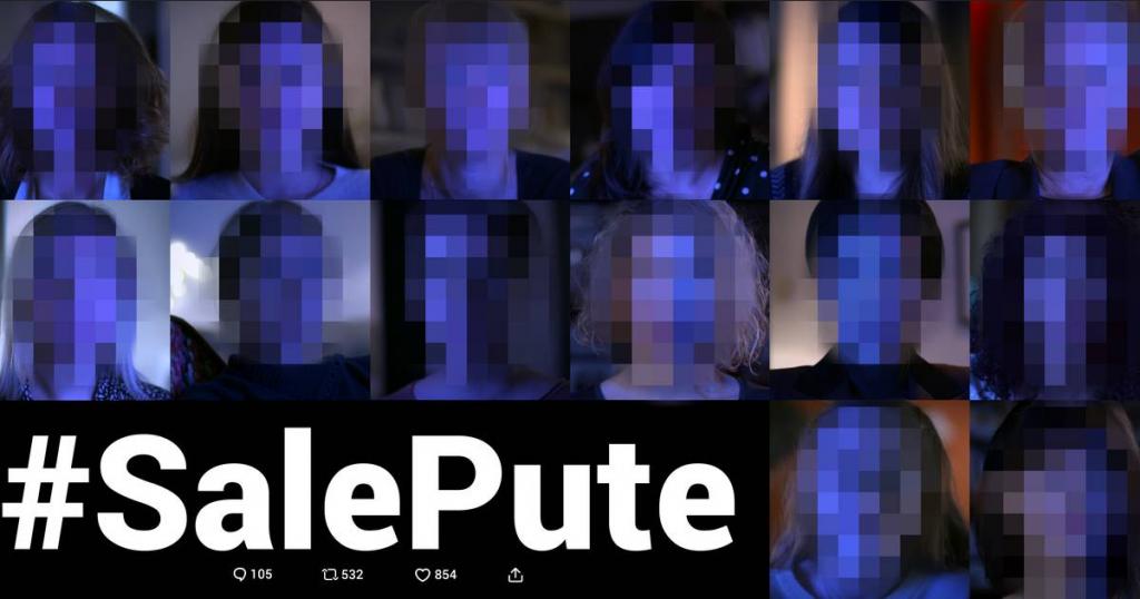 Les victimes de cyber harcèlement se confient dans le documentaire #SalePute