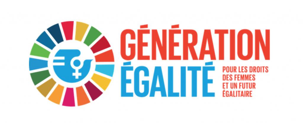 Génération égalité logo