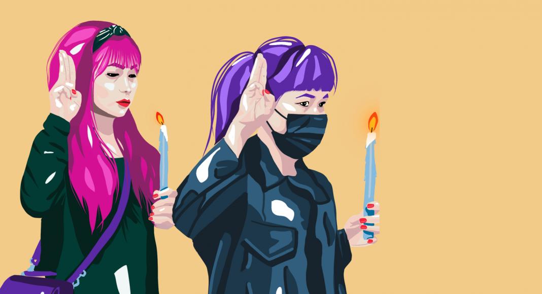 illustration-femmes-revolution-birmane