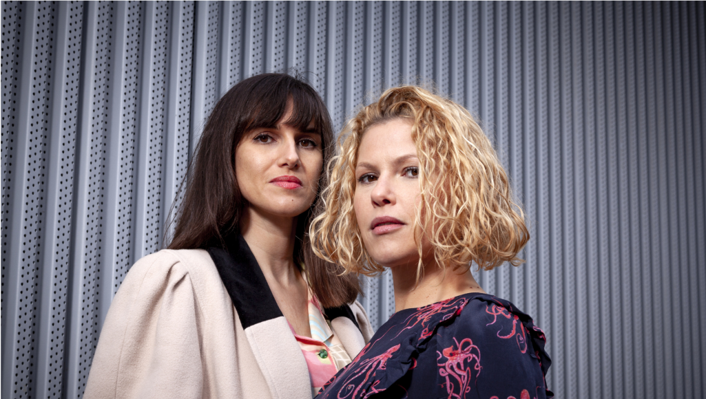 Les deux réalisatrices du documentaire #SalePute sur le cyber-harcèlement