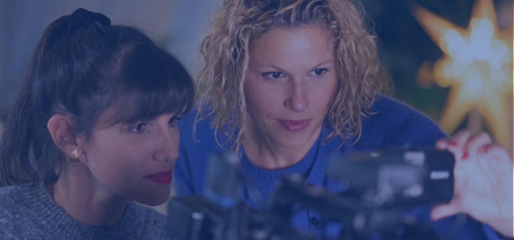 Les réalisatrices du documentaire sur le cyber-harcèlement